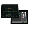 Analyze Memory HiCorder waveforms right on your iPad | iPad App for Memory HiCorder  HMR Terminal