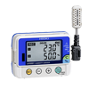 Compact Temperature and Humidity Data Logger | Humidity Logger LR5001