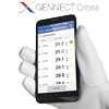 GENNECT Cross (free app) SF4000