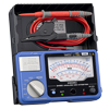 Analog Insulation Tester, Megohmmeter | 3490
