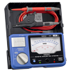 Analog Insulation Tester, Megohmmeter | IR4016
