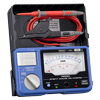 Analog Insulation Tester, Megohmmeter | IR4017