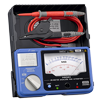 Analog Insulation Tester, Megohmmeter | IR4018